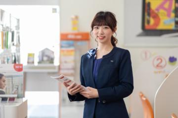 auショップイオン浜松市野 株式会社トーシンモバイルの画像・写真