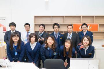 auショップウイングベイ小樽 株式会社ヴィクトリーの画像・写真
