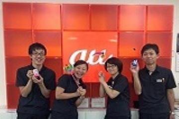 auショップ尾崎駅前 泉州礦油株式会社の画像・写真